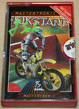 Mastertronic Kikstart Off-Road Simulator Tape Commodore 64 C64 funktioniert