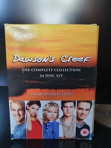 Dawson's Creek The Complete Seasons Series  DVD Box Set R2 (34 Discs)