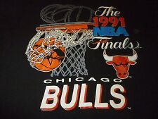 Chicago Bulls Vintage 1991 Shirt ( Used Size L ) Very Good Condition!!!