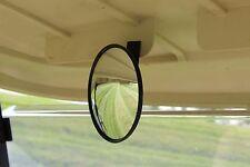 "6"" center spot mirror, universal fit for golf carts EZ Go, Club Car, Yamaha..."