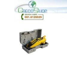 Cric/Sollevatore idraulico a carrello 2000Kg con valigetta in plastica