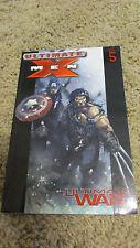 Ulitmate X men volume 5 graphic novel