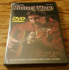 Michael O'Dorn In Concert DVD Mel Bay Records live music fingerstyle guitar NEW