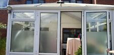 More details for 3.75m x 3.75m white double glazed conservatory