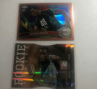 2011 Topps Chrome Cowboys Aldon Smith Orange Refractor RC Lot!!