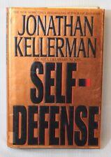 Self-Defense an Alex Delaware Novel By Jonathan Kellerman 1995, Hardcover