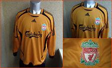 Liverpool England 2006-2007 Goalkeeper football shirt XL Jersey Adidas