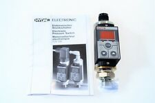 Hydac Eds 344-2-016-000 Pressure Switch