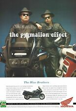Honda ST1100 Pan European - an Original 1993 Single-Page Vintage Magazine Advert