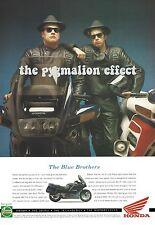 Honda ST1100 Pan European - an Original 1993 Single-Page Vintage Magazine Advert
