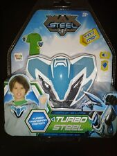 Max Steel Turbo Steel Lights Up Kids Gift