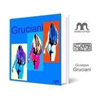 artista Giuseppe Gruciani - Catalogo Arte Monografico - popart 208 illustrazioni