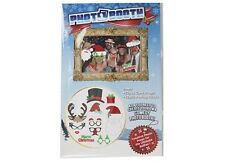 12pc Christmas Family Photo Booth Selfie Props #329002
