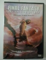Final Fantasy: The Spirits Within (DVD, 2002) *New* Sealed