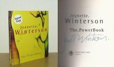 Jeanette Winterson-der Powerbook-signiert - 1st/1st (2000 First Edition DJ)