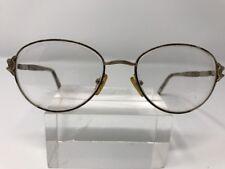 Elizabeth Arden Eyeglasses Tortoise 135 Gold Metal Frame Full Rim 6277