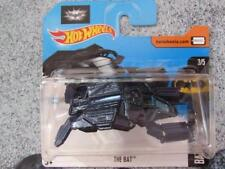 Hot Wheels 2017 #205/365 THE BAT dark blue HW Batman