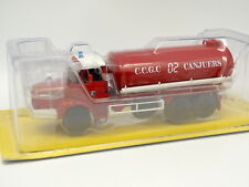 Ixo Presse Camion Pompiers 1/43 - Renault GBH 280 6x6 Citerne