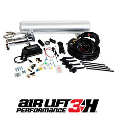 "AIRLIFT PERFORMANCE DIGITAL AIR RIDE MANAGEMENT SYSTEM 3H 1/4"" LINES 27692"