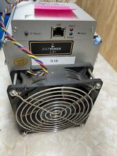 Antminer L3+ Scrypt Miner Litecoin/Doge 504 MH/s & APW3++ PSU Ships from Midwest