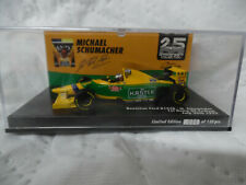 Neuheit Rare 1:43 M.Schumacher Benetton B193b KÄSTLE Limited 125 pcs. in OVP