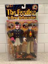 Paul McCartney The Beatles McFarlane Yellow Submarine Figure w/ Capt. Fred