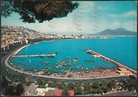 AA5480 Napoli - Città - Panorama - Cartolina postale - Postcard