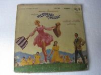 The Sound of Music LP Record World India-1523