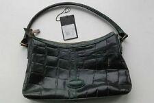 Mulberry Croc Print Shoulder Bags