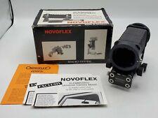 Novoflex Balmin AF Automatic Extension Macro Bellows for Sony Alpha Minolta AF