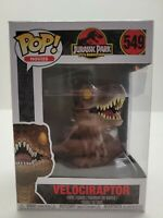 Funko POP! Jurassic Park Collectible Velociraptor #549 Vinyl Figure   MOVIES