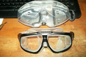 Aqua Sphere Seal 2.0 clear Lens Made In Italy VERY LOW START>>>