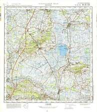 Russian Soviet Military Topographic Maps - DIEPHOLZ (Germany), 1:100K, ed. 1975