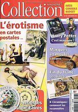 Collection Magazine   N°23   Nov 2005: L'erotismes en cartes postales Harry pott