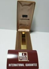 VINTAGE NOS WIN LIGHTER by ARNOLD POLLOCK  INC. NEW IN BOX!!!
