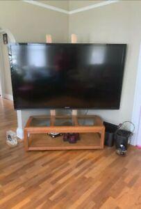 "Sharp Aquos LC-80LE650U  80"" 1080p HD LED Smart TV - Black"