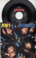 KISS - CRAZY CRAZY NIGHTS - ORIGINAL MERCURY 45 WPS - GREAT SHAPE