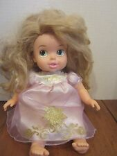 """My First Disney Princess Baby Doll Rapunzel 13"""" Tolly Tots"""