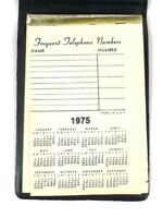 1975 Falstaff Beer 4½ inch tall memo/notepad Tavern Trove