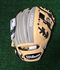 """Wilson A2000 1788 SuperSkin 11.25"""" Infield Baseball Glove - WTA20RB191788SS"""