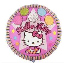 "5 X 18"" -Hello Kitty- Foil Balloons Kids Girls Birthday Party Decoration/All Occ"