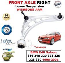 1x Asse Ant Dx Braccetto Inferiore Della Sospensione per BMW E46 Berlina