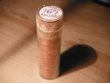 Full Roll of Hanging 7 ***** 1957 One Cents (50 pennies) ***** MS-64 (average)