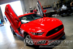 FORD MUSTANG 2015 - 2019 VERTICAL DOORS KIT  BY VERTICAL DOORS INC  (MAKE OFFER)