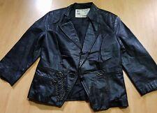 ZARA TRF Leather Jacket for Women
