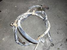 2003 Honda TRX400FW fourtrax TRX 400 Foreman front brake lines junction hoses