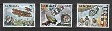 134) FLUGZEUGE: Senegal Mi.-Nr. 680/2 !