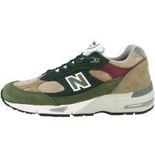 New Balance M 991 NTG Schuhe Freizeit Sport Sneaker Turnschuhe tan green M991NTG