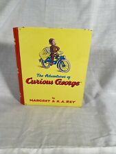 The Adventures of Curious George -Book Shaped Tin