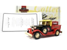 Matchbox Models of Yesteryear MoY YPC05 Ford A Pickup Coca Cola Collectibles